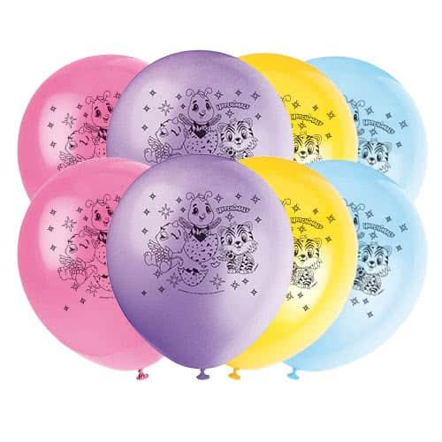 Hatchimals Palloncini In Lattice Biodegradabili 30 Cm - Confezione Da 8 Pezzi Product Gallery Image